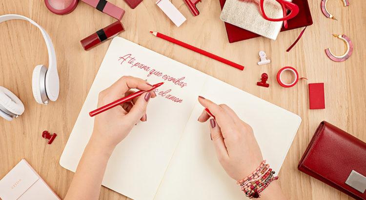 A ti, para que escribas como haces el amor