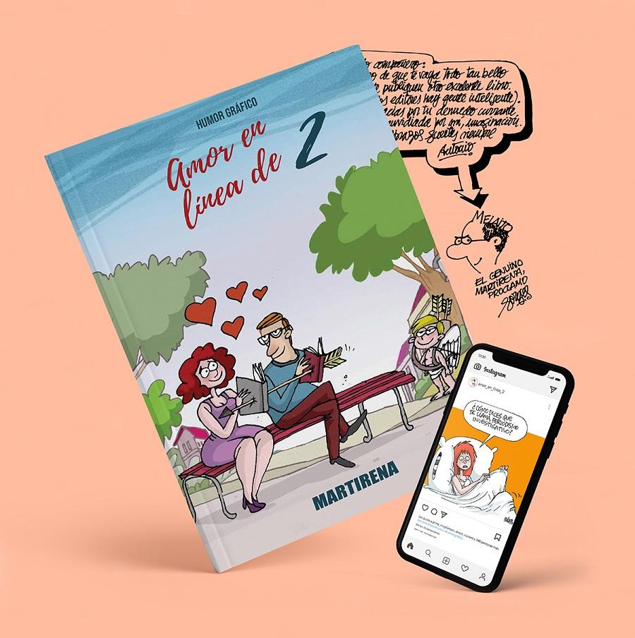 Humor y amor en línea de 2