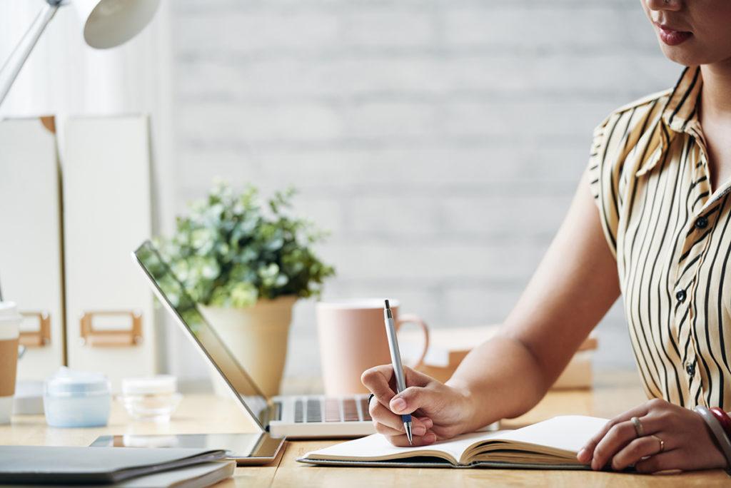 No dejes escapar el momento para escribir
