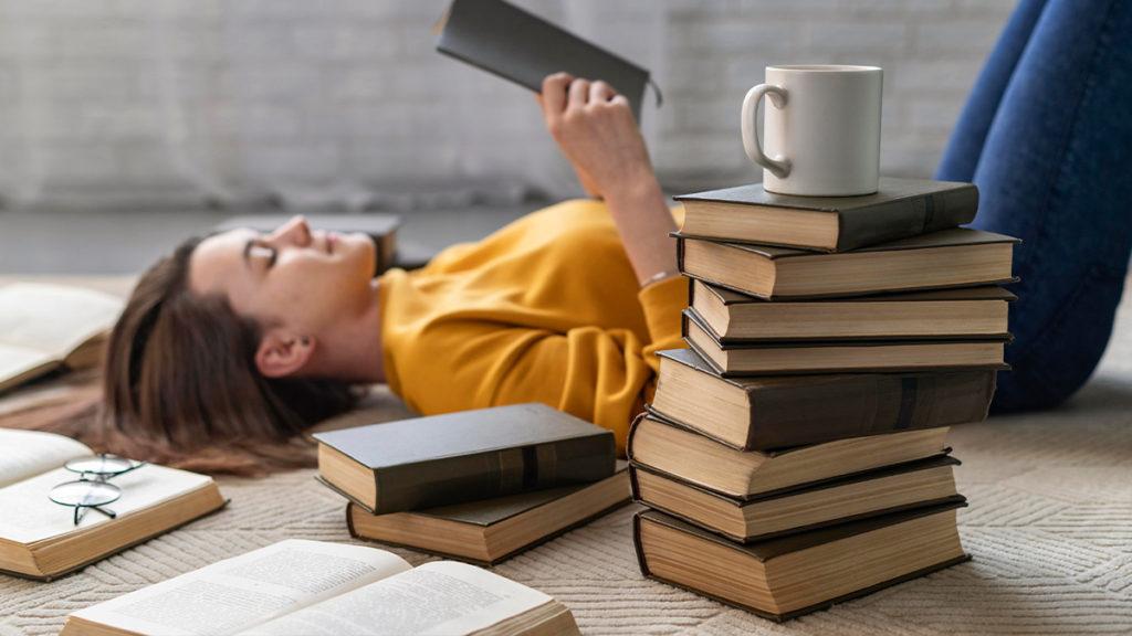 La literatura como deleite del alma