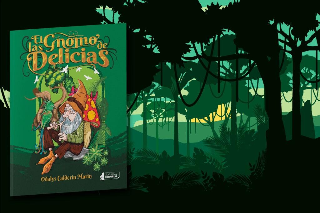 Libro de cuentos El Gnomo de Las Delicias