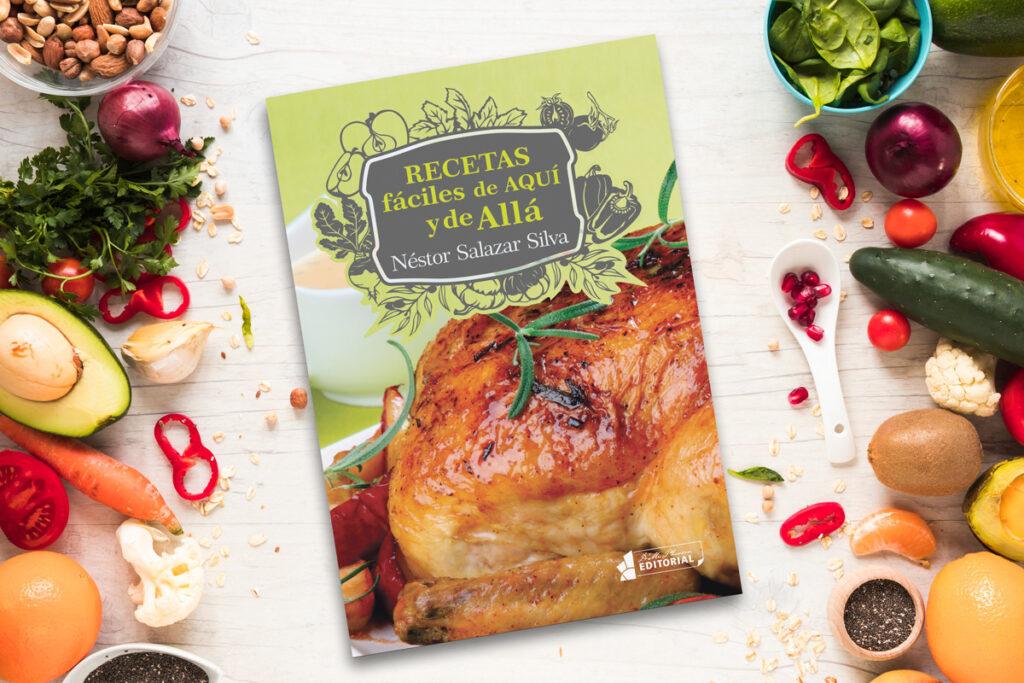 Libro de cocina Recetas fáciles de aquí y de allá